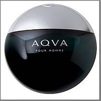Bvlgari Aqva Pour Homme туалетна вода 100 ml. (Тестер Булгарі Аква Пур Хом)