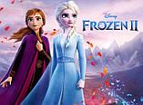 Детский и подростковый комплект TAC Frozen 2 Autumn Ранфорс / простынь на резинке, фото 2