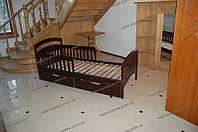 Подростковая кровать Карина с бортиками