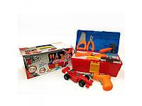 Набор инструментов 661-318 с машинкой и дрелью