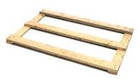 Рамка для верхней фиксации товара и его стяжки.