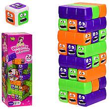 Дженга детская игра, Падающая башня