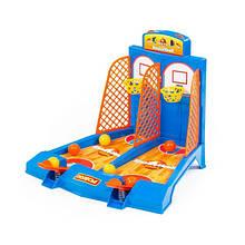 Настільна гра баскетбол для 2-х гравців (в коробці) Полісся (67968)