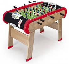 """Футбольний стіл напівпрофесійний, дерев'яний """"Чемпіон"""", 120х90х84 см, 8+"""
