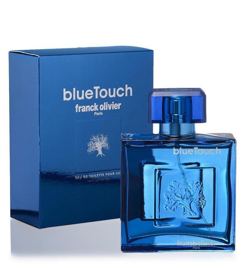 Духи мужские Franck Olivier Blue Touch (Франк Оливьер Блю Тач)