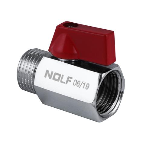 """Кран """"МИНИ"""" ГШ 1/2"""" (NF.420) NOLF (NF2969), фото 2"""