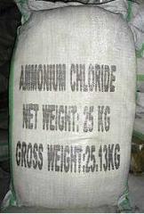 ХЛОРИД АМОНІЮ 25 кг