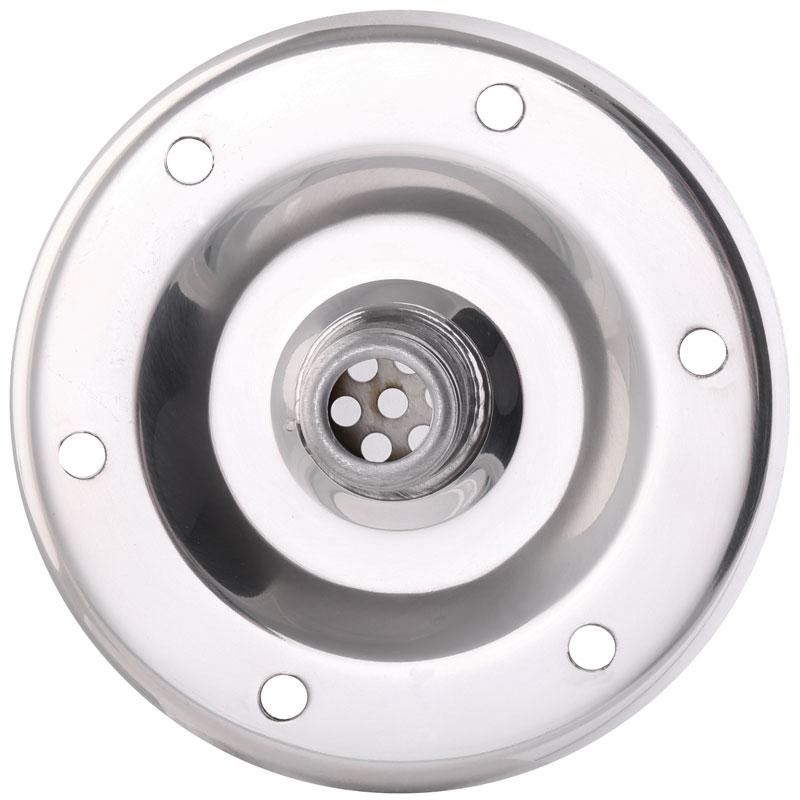 Фланец для гидроаккумулятора VODOMET 24 (нерж сталь.) (VO0031)