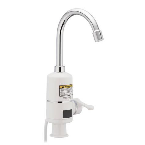 Проточный водонагреватель MIXXUS Electra 110-E (с индик. темп.) (MI2744), фото 2