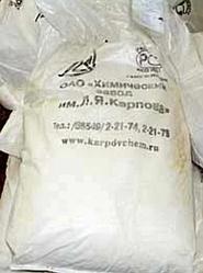Натрій сірчанокислий, сульфат натрію, гідросульфат 25 кг