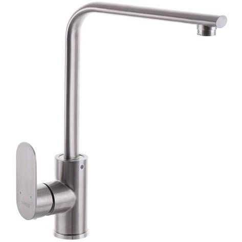 Змішувач для кухні MIXXUS EVA-011 (нерж. сталь SUS304) (MI5785), фото 2