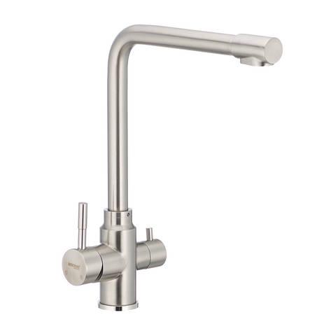 Смеситель для кухни с вых. для питьевой воды MIXXUS SUS 021 (SS2817), фото 2