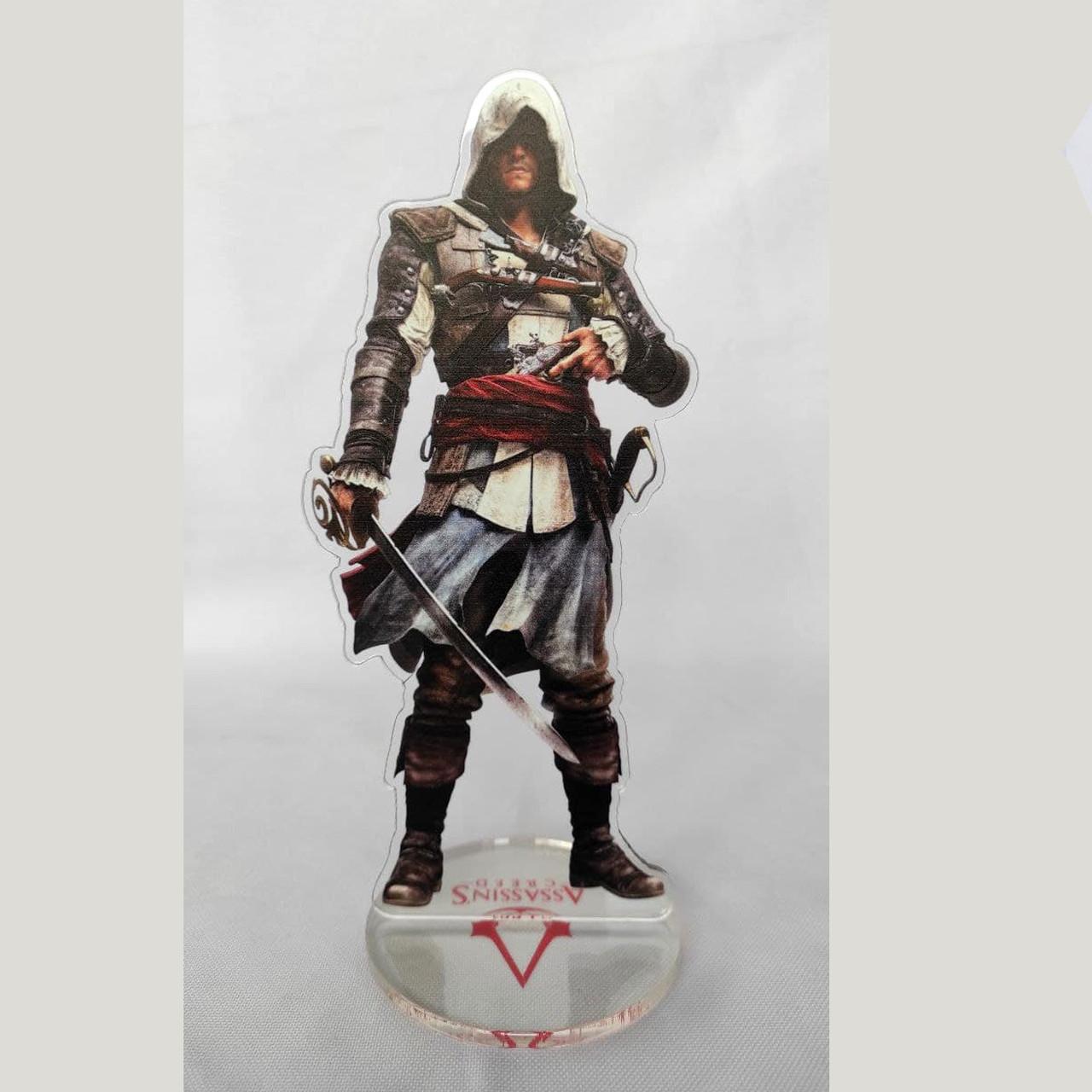 Акриловий стенд Assassin's Creed  «Кредо ассасина» 01