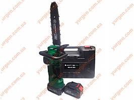 Пила цепная аккумуляторная Craft-Tec EKS-12C
