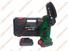Пила цепная аккумуляторная Craft-Tec EKS-10C