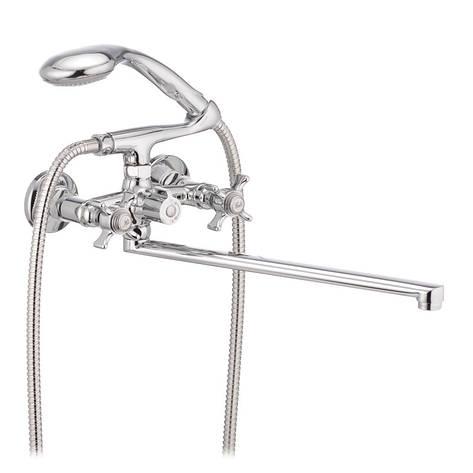 Смеситель для ванны CRON ZEUS 140 (CR0172), фото 2