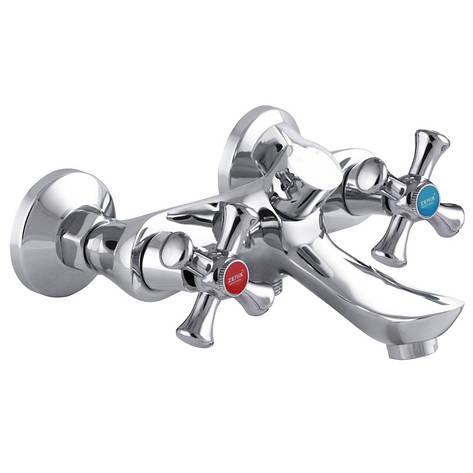 Смеситель для ванны ZERIX ZOM 827 (ZX0209), фото 2