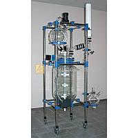 Реактор стеклянный BL-100l с рубашкой