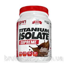 Протеїн San Titamium Isolate Supreme (900g)