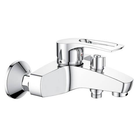 Змішувач для ванни Haiba GERMES 009 (HB0141), фото 2