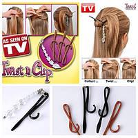 Заколка для волос Twist N Clip , фото 1