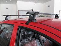 Автобагажник Десна Авто на Geely MK Sedan, год выпуска 2007-..., для автомобиля с гладкой крышей А-52 (А-52)