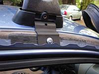 Автобагажник Десна Авто на Peugeot Partner Tepee, год выпуска 2008-..., для авто со штатным местом Ш-22 (Ш-22)