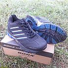 Кросівки Bona р. 37 шкіра чорні, фото 3