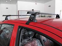 Автобагажник Десна Авто на Volkswagen Golf VI, год выпуска 2008-..., для автомобиля с гладкой крышей А-87 (А-87)