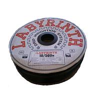 Лента капельного полива LABYRINTH, бухта 500 м (8 mil, 30 см, 1.1 л/ч)