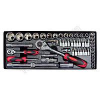 Набор инструмента профессиональный Intertool ET-6056