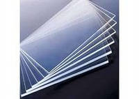 Органическое стекло 2,0 мм, размер листа 2050х3050 мм ГОСТ 17622-72