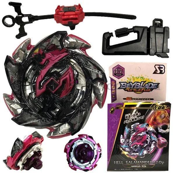 Іграшка бейблейд дитяча Hell Salamander
