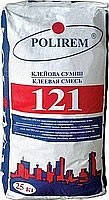 Смесь для плитки ПОЛИРЕМ СКп-121 25кг. (Термост.)
