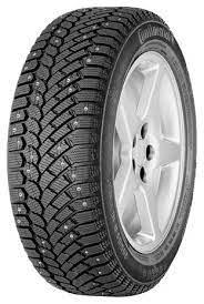 Continental ContiIceContact 205/60 R16 96T XL (шип)