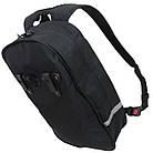 Уцінка! Велосипедна сумка-рюкзак 2 в 1 Crivit 15L чорний PO30000365-1, фото 4