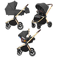 Детская универсальная коляска 3 в 1 CARRELLO Epica CRL-8511