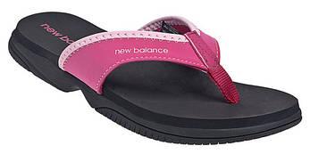 Тапочки женские new balance, фото 2