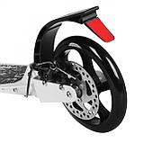 Самокат з дисковим гальмом SportVida SV-ME0001, фото 7