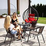 Кресло садовое Springos для балкона и террасы GF1031, фото 9