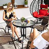 Кресло садовое Springos для балкона и террасы GF1031, фото 10