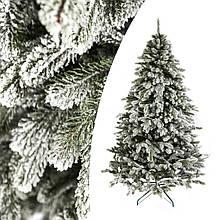 Новорічна штучна лита ялина КОВАЛЕВСЬКА ЗАСНІЖЕНА 230 см