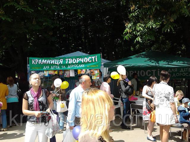 Праздник детства. г. Винница, 2013г.