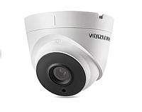 Купольная Turbo HD камера Hikvision DS-2CE56D0T-IT3, 2 Мп, фото 1