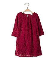 Нарядное платье на девочку C&A (Германия) р 122,134 см