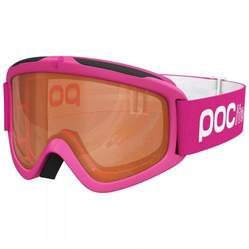 POCito Iris маска гірськолижна (Fluorescent Pink)