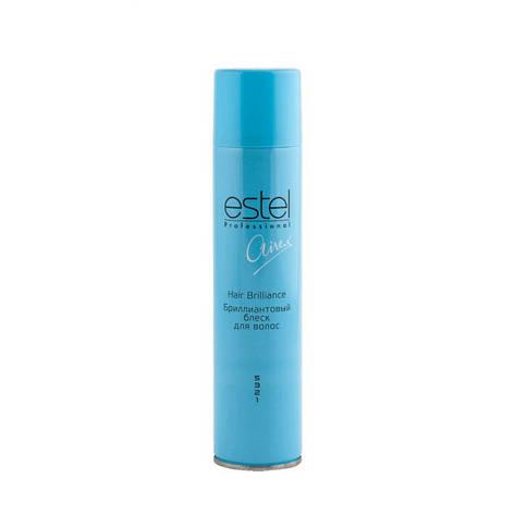 Эстель Бриллиантовый блеск для волос без фиксации Estel Airex, фото 2