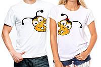 """Парные футболки """"Пчёлы"""""""