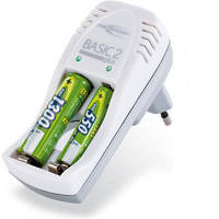 Зарядное устройство для аккумуляторов Micro AA, Mignon AA, NiCd/NiMH