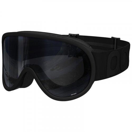 Retina All Black маска гірськолижна (Uranium Black)